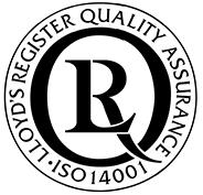 Certificado de calidad ISO14001 Mullor